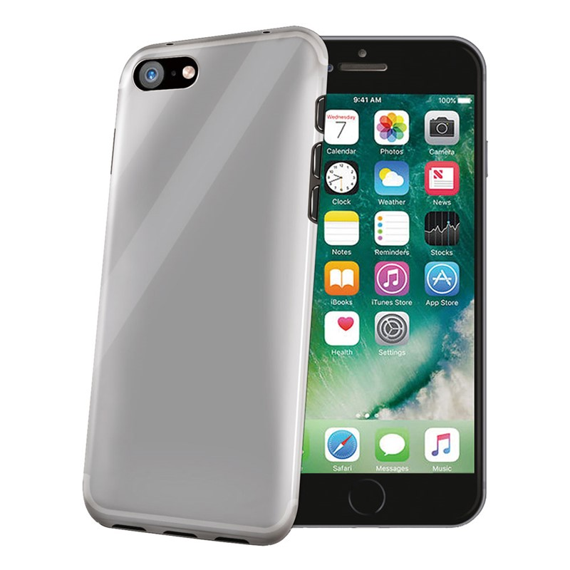 Celly TPU Clear Cover iPhone 7/8/SE 2020
