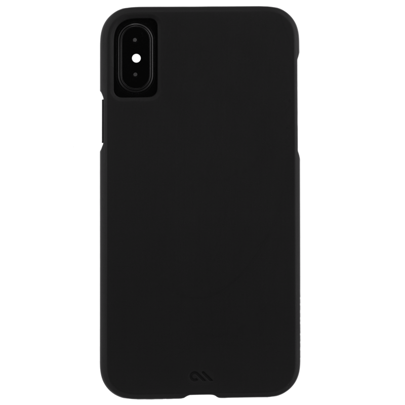 Case-Mate Barely There for Apple iPhone X Black