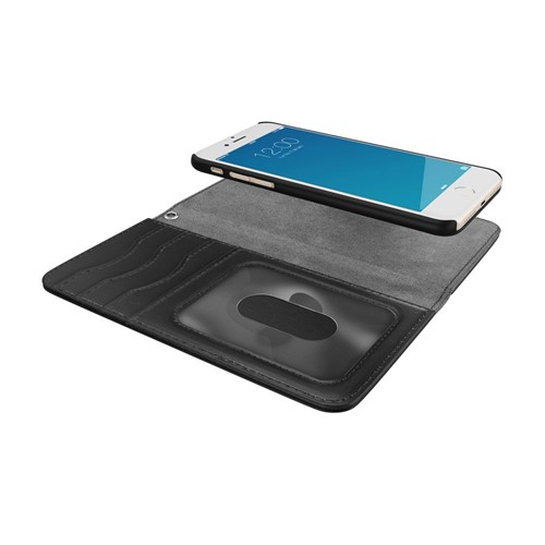 iDeal of Sweden, MagnetWallet+ iPhone  6/6S/7/8 Black