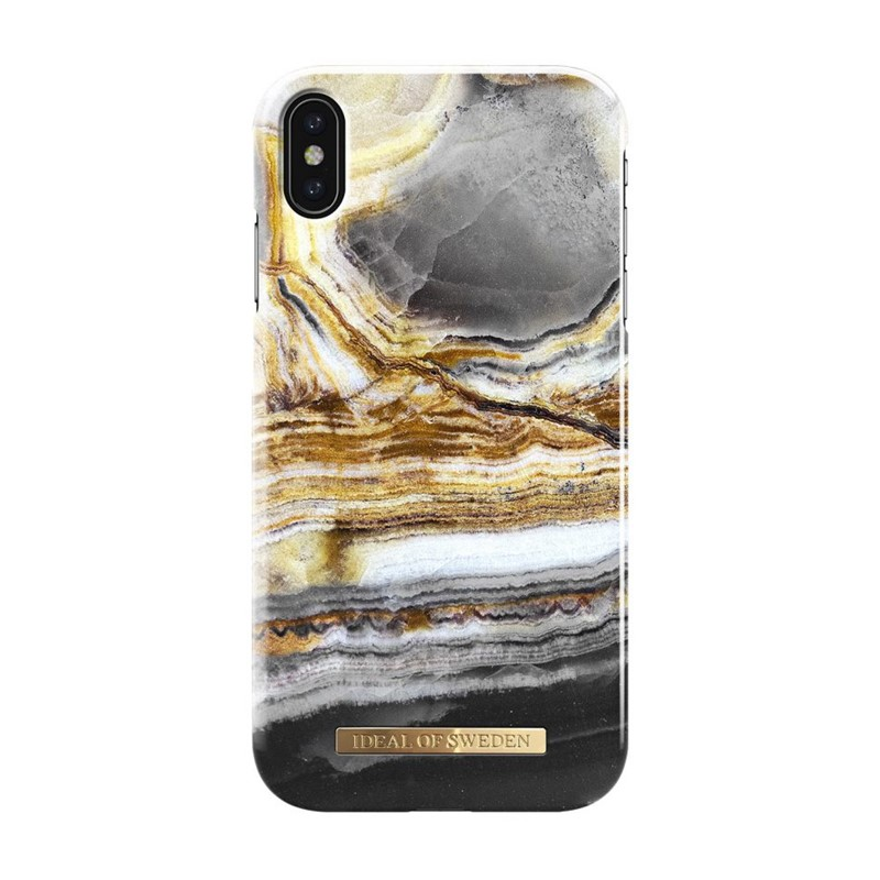 iDeal of Sweden, Fashion Case, Outer Space Agate iPhone XS Max