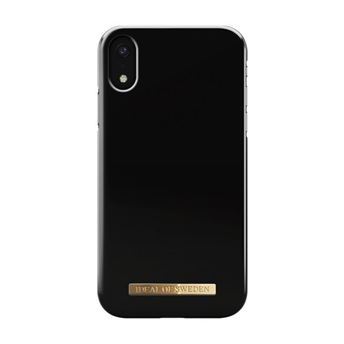 iDeal of Sweden, Fashion Case, Matte Black, iPhone XR