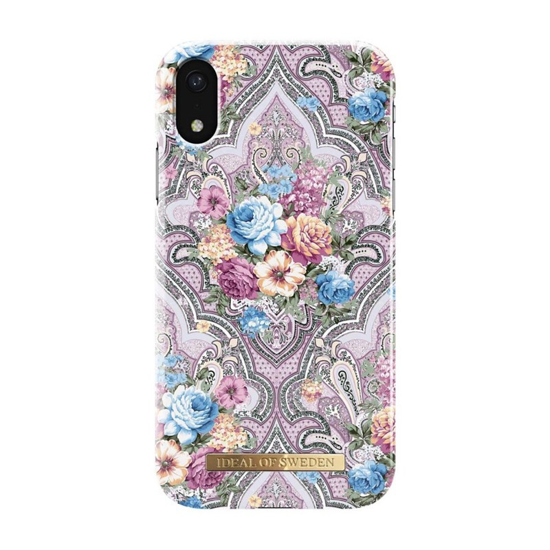 iDeal of Sweden, Fashion Case, Romantic Paisley iPhone XR