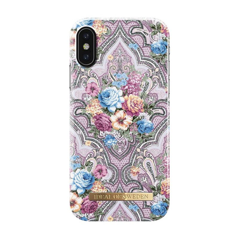 iDeal of Sweden, Fashion Case, Romantic Paisley iPhone X