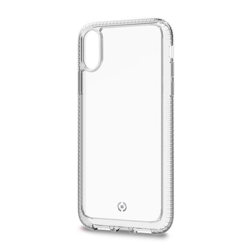 Celly, Cover, Hexalite, iPhone XR, Clear