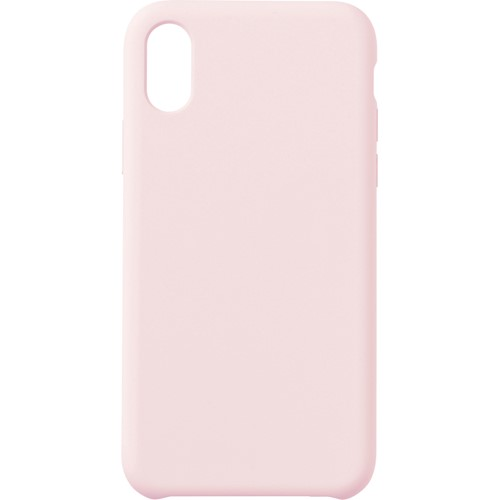 eSTUFF, Easy Grip, Silicone Case, iPhone XR, Pink
