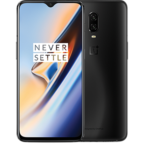 OnePlus 6T 256GB+8GB Ram Midnight Black