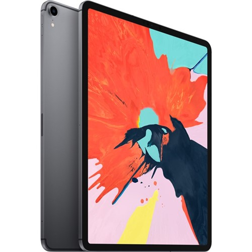 "Apple iPad Pro 2018 12,9"" 64GB+4G Space Gray"