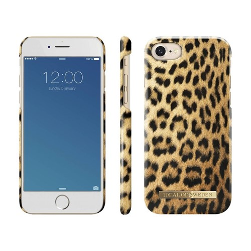 iDeal of Sweden, iDeal Fashion Case WILD LEOPARD  iPhone 6/6S/7/8