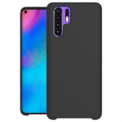 Huawei silicone cover P30 Pro black