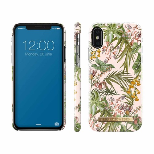 Ideal Of Sweden Fashion Case Pastel Savanna iPhone X/XS