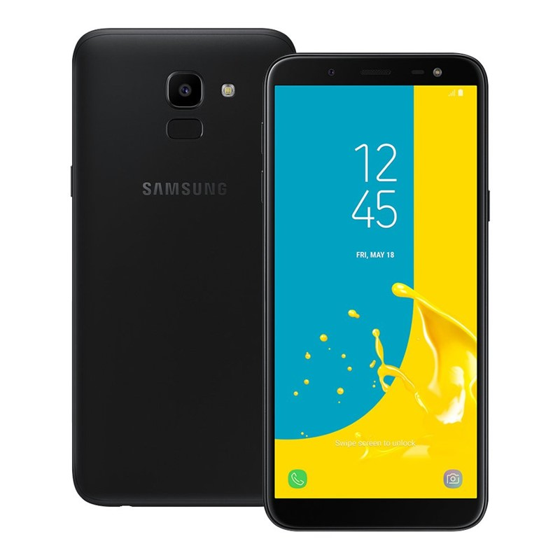 Samsung Galaxy J6 32 GB Black