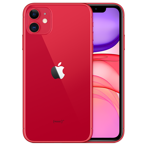 iPhone 11 128GB, (PRODUCT) Red