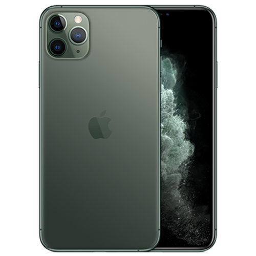 iPhone 11 Pro Max 64GB, Midnight Green