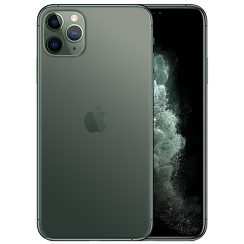 iPhone 11 Pro Max 512GB, Midnight Green