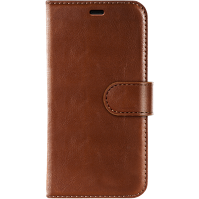 Ideal Magnet Wallet iPhone 11 Brown