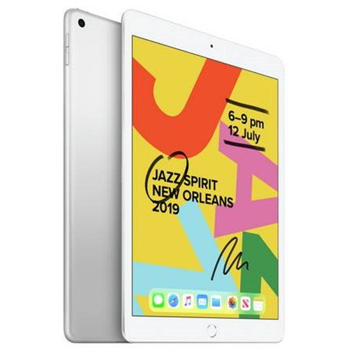 Apple iPad (7th Gen.) 128GB + 4G Silver