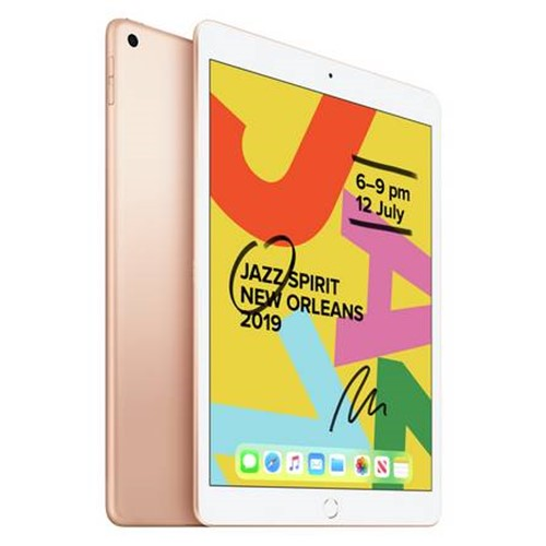Apple iPad (7th Gen.) 32GB + 4G Gold
