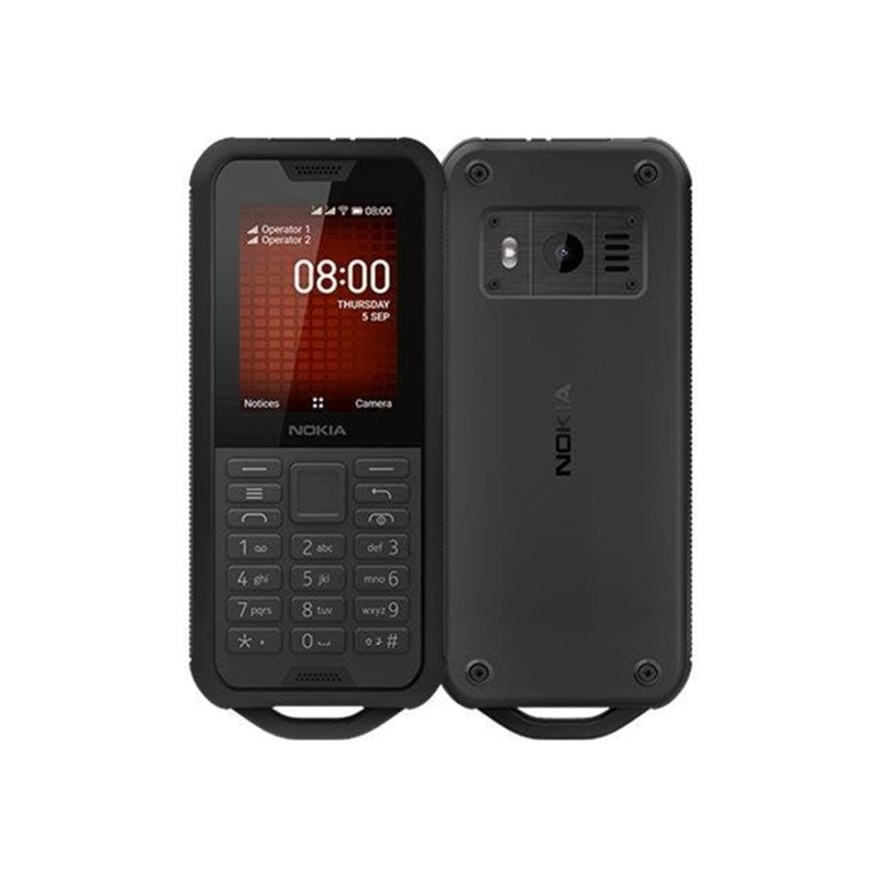 Nokia 800 Tough 4G Dual-Sim - Sort