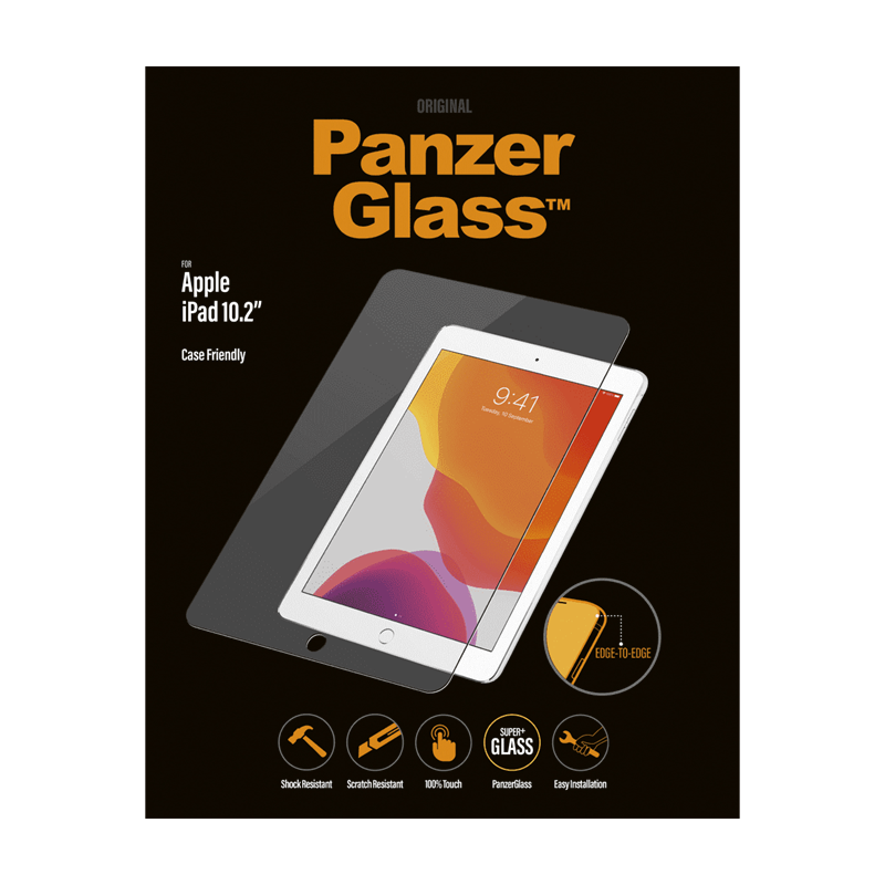 Panzerglass iPad (7/8th. Gen) 10,2