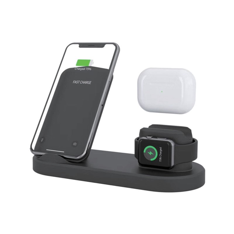eSTUFF 4in1 Wireless Charger