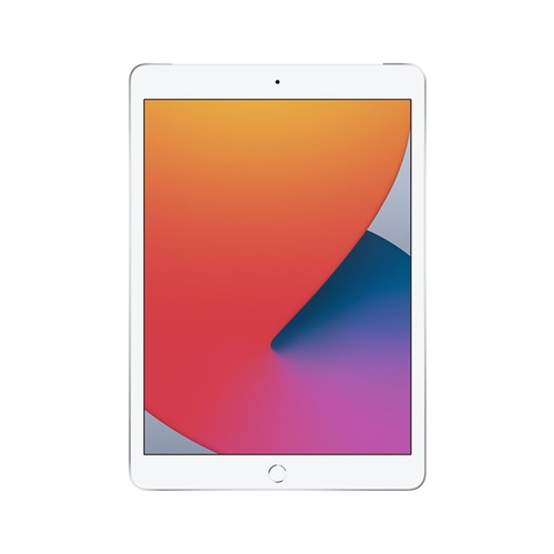 Apple iPad 8th gen 128GB + 4G - Silver