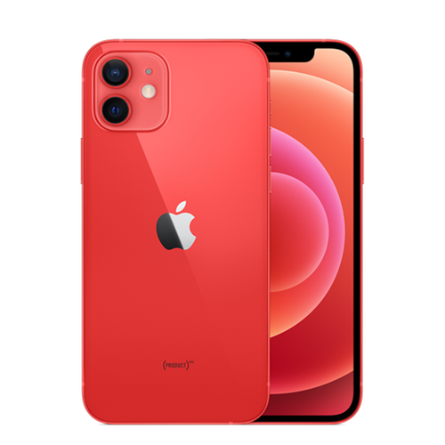 Apple iPhone 12 256GB (PRODUCT) RED