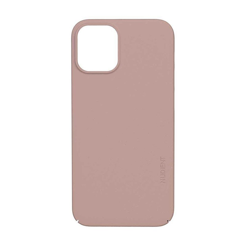 Nudient Thin Case V3 iPhone 12 / 12 Pro - Dusty Pink