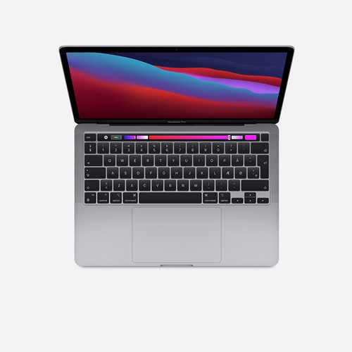 Apple Macbook Pro 13,3'' M1 Chip 8GB 256GB Space Grey