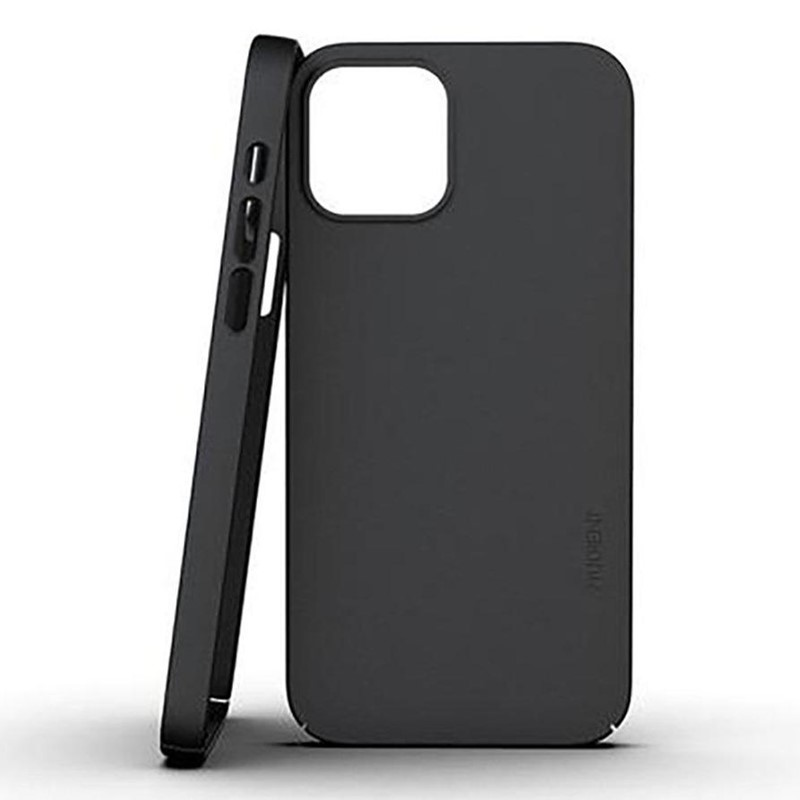 Nudient Thin Case V3 iPhone 12 / 12 Pro - Ink Black
