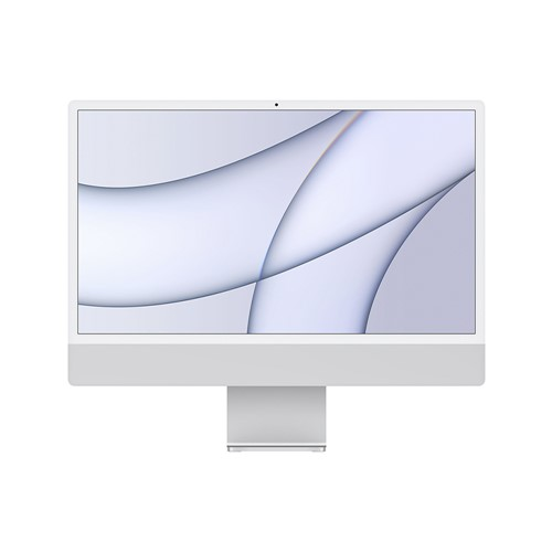 iMac 24'' 256GB M1 Chip (2021) Sølv